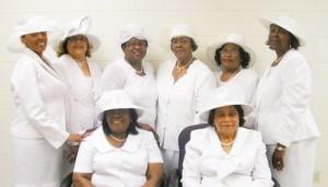 <strong><u>Deaconesses</u></strong><br>Lois Bridges, Chairperson